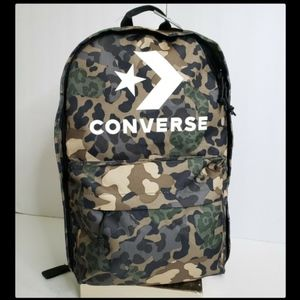 Converse Poly Backpack Camouflage